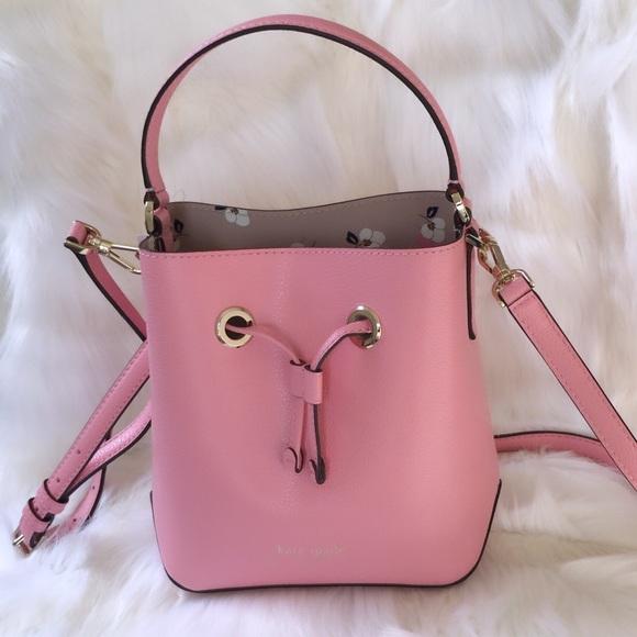 kate spade Handbags - 💃Kate Spade Bucket Small Eva Breezy Floral Ditsy